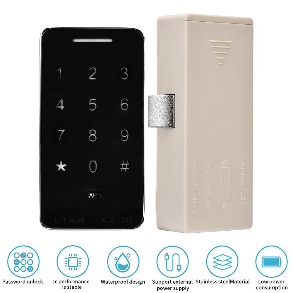 Electric Lock Lock Cabinet Anti-theft Digital Password