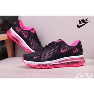 5efeaceb THE NEW Nike Air Max 270 womens pink ready stock Breathable Comfortable  shoes | Shopee Malaysia