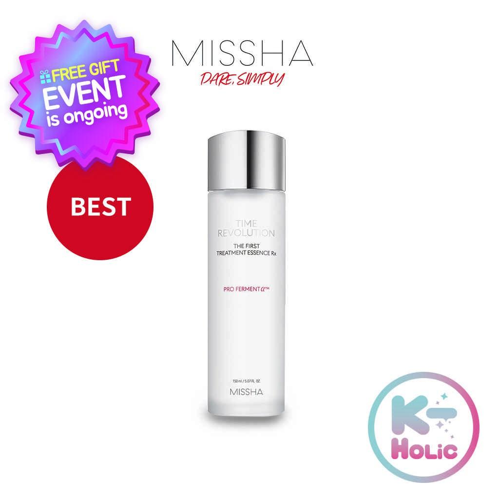 [MISSHA] Time Revolution 150ml The Fitst Treatment Essence