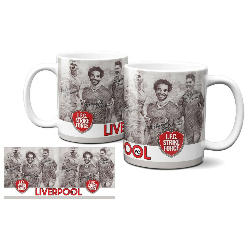 Lfc Mo Salah Mug Ceramic Coffee Milk Tea Mug Cute Gifts White Ceramic Mug Funny Mugs Novelty Tea Cup Coffee Mug 11oz Shopee Malaysia