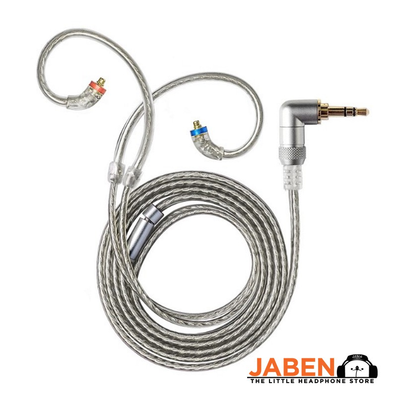 FiiO LC Series 4 Stranded OCC High Quality Standard MMCX Replacement Cable [Jaben]