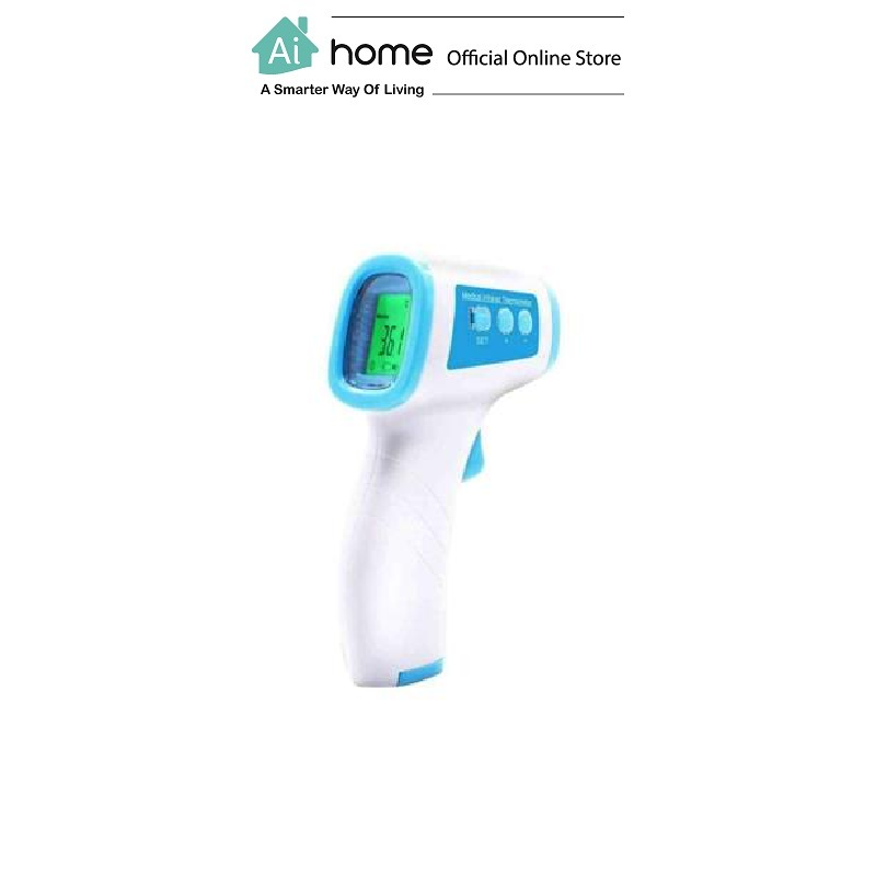 OEM Not-Contect Infrared [ Thermometer ] EW-01 with 1 Year Malaysia Warranty [ Ai Home ]