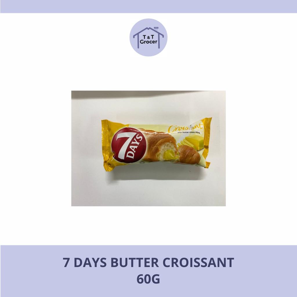 7 Days Croissant Bread (60g)