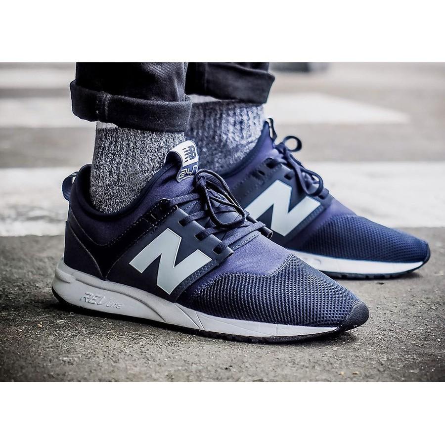 popular style famous designer brand professional website New Balance 247 Classic 'Navy'