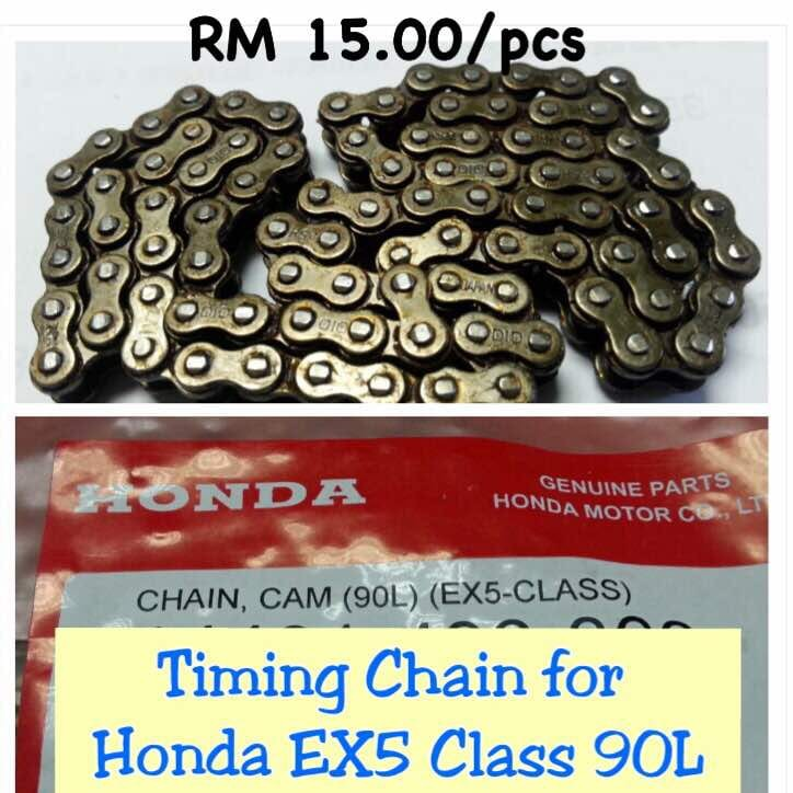 Motorcycle Ex5 Class Timing Chain 90L