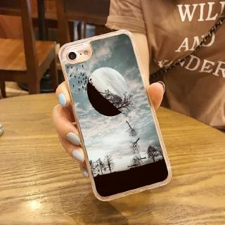 colorful iphone case 6/7/8plus x xs max xr hard and soft case