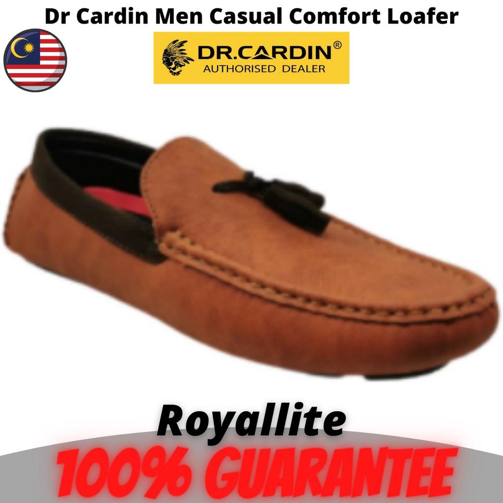 DR CARDIN MEN Shoe Loafers (512-TPCP) Tan