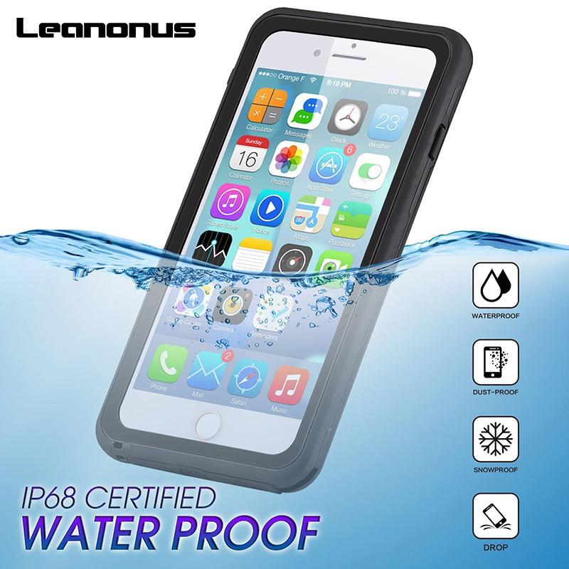 reputable site 64c78 d225a iPhone 7Plus /iPhone 8Plus Waterproof IP68 Cases Outdoor Phone Casing for  Swim