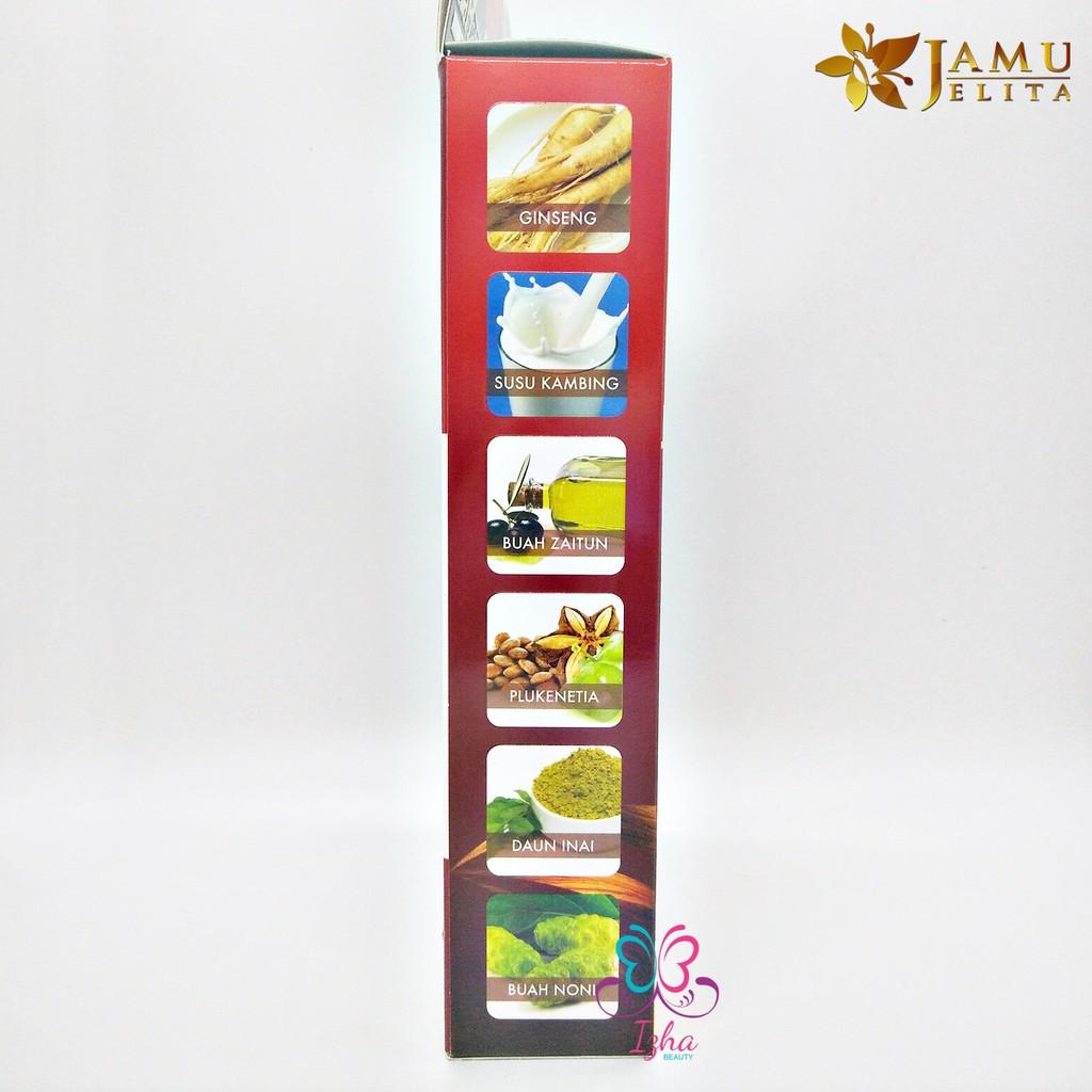 [JAMU JELITA] Inai Lebat (Premium Brown)