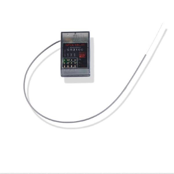 Spektrum RC SR3100 DSM2 3 Channel Surface Receiver for RC CAR RC BOAT