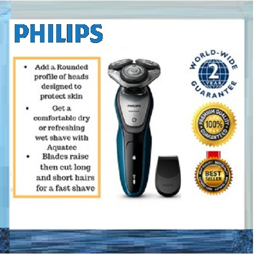 PHILIPS WET& DRY ELECTRIC SHAVER S5420/04 - PHILIPS MALAYSIA WARRANTY