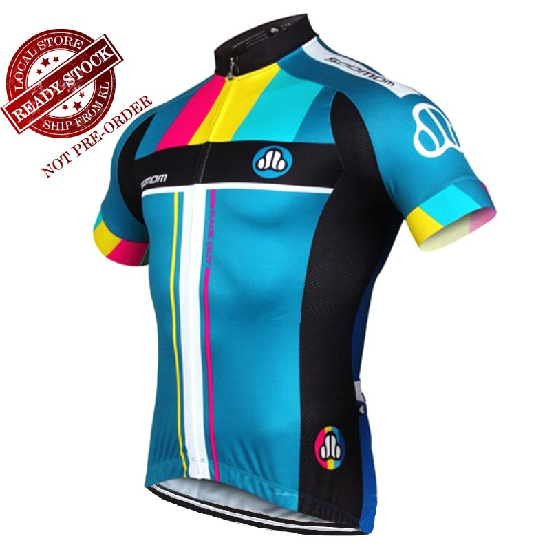 READY STOCK   FREE RETURN   Shimano Cycling Jersey   Cycling Wear – SM100B   9f5bd1e00