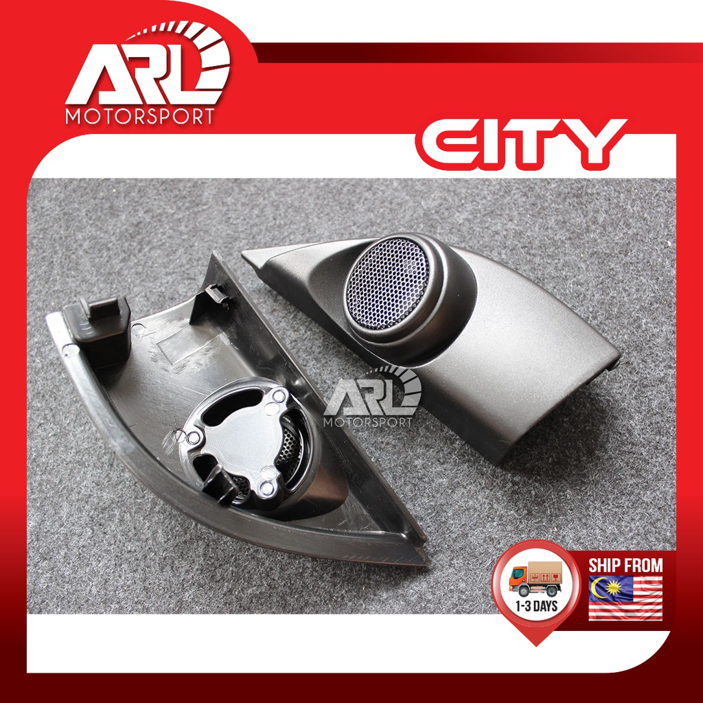 Honda City (2014-2020) GM6 Tweeter cover Door Speaker Cover Protector Car Auto Acccessories ARL Motorsport