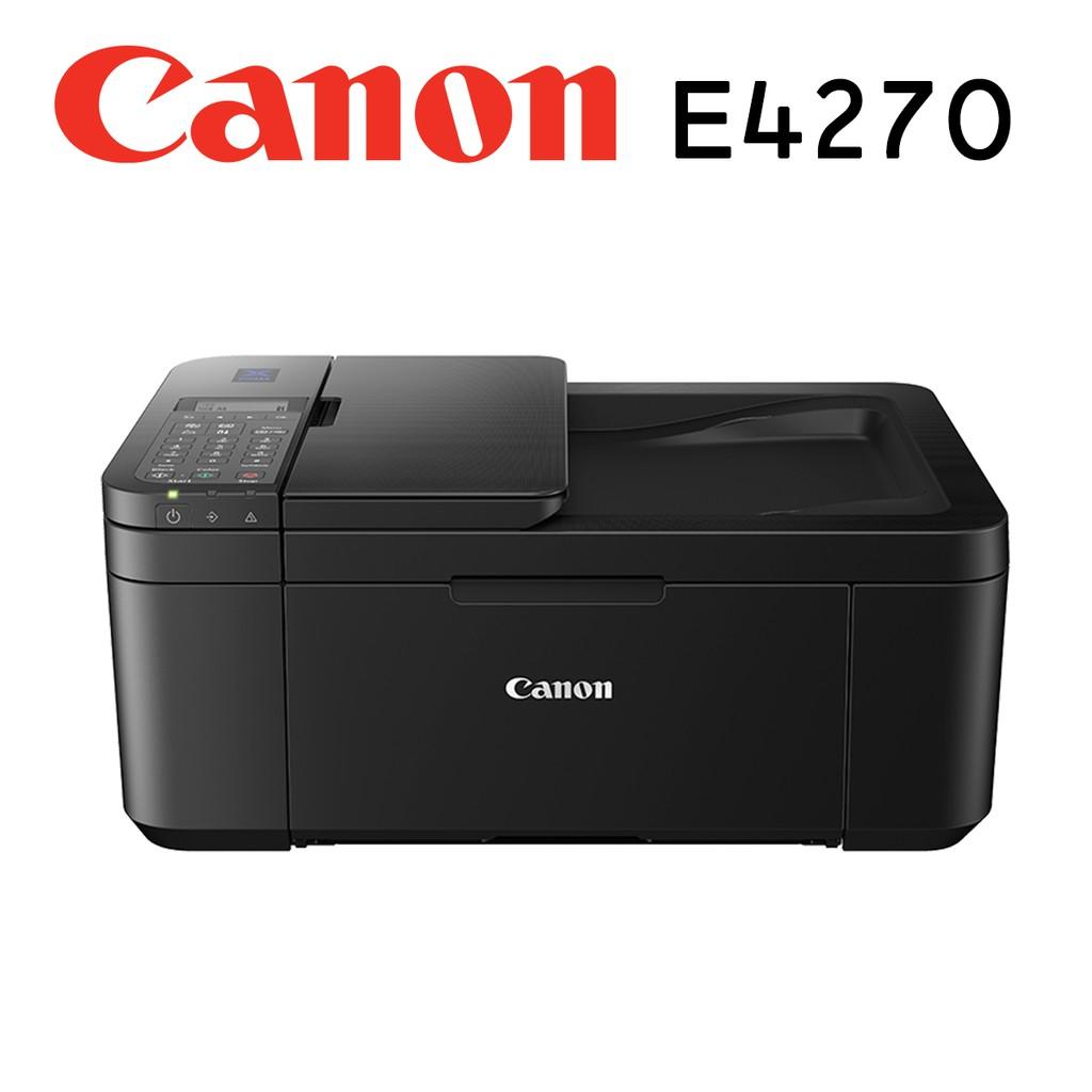 CANON PIXMA E4270 AIO INKJET PRINTER