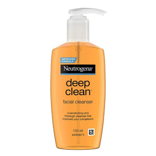 Neutrogena Deep Clean Facial Cleanser 100ml / 150ml