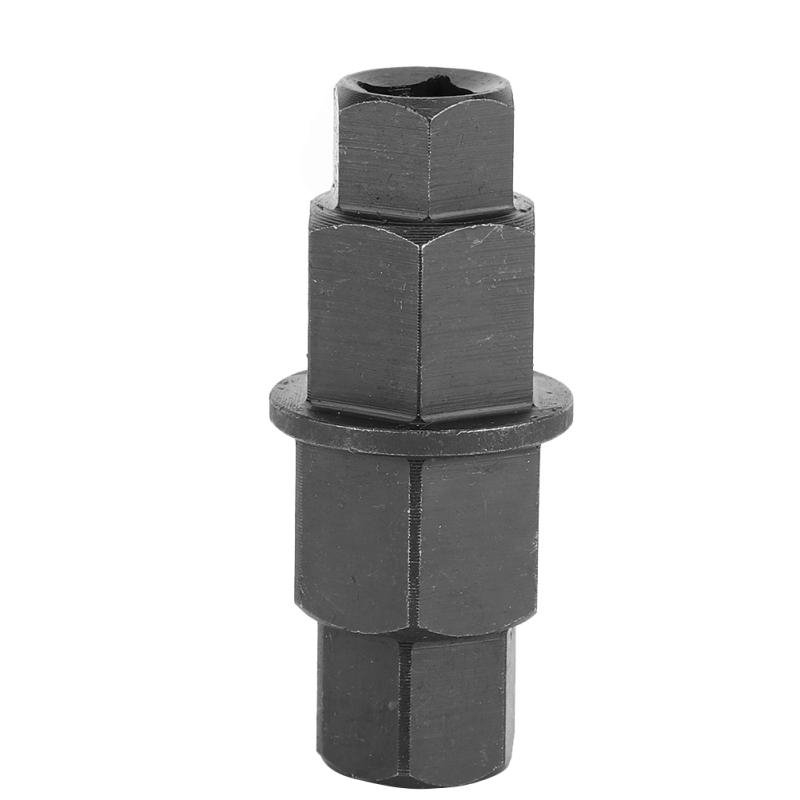 12pcs USA STOCK chrome bolt screw nut head cover cap for M6 bolt M5 hex key