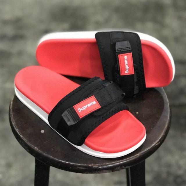 8212e2a52859 supreme sandal - Sandals   Flip Flops Prices and Promotions - Men s Shoes  Feb 2019
