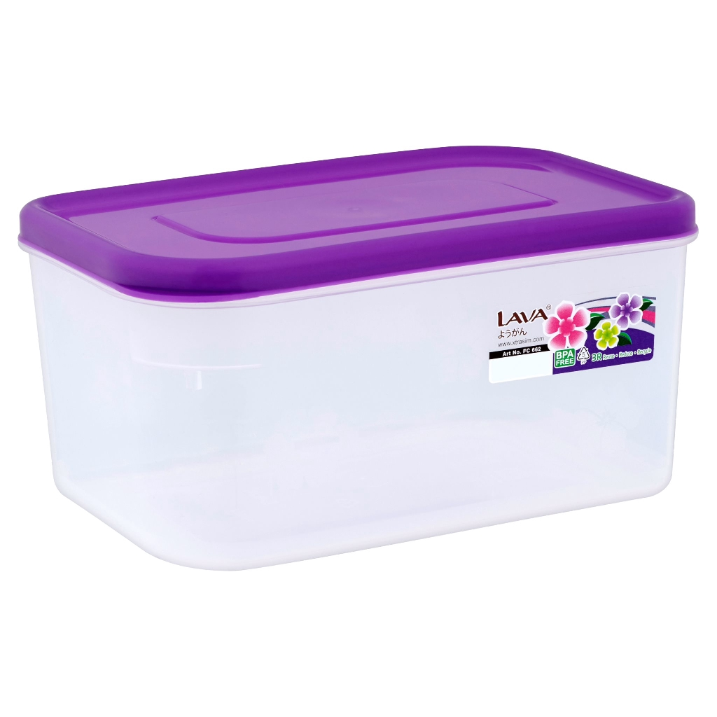 Lava Food Container 1.9L FC662