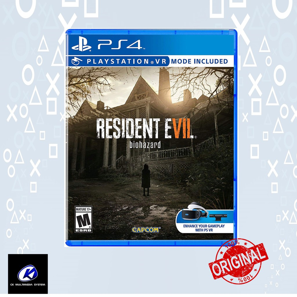 PS4 Resident Evil 7 PS4 ( R2/ENG)