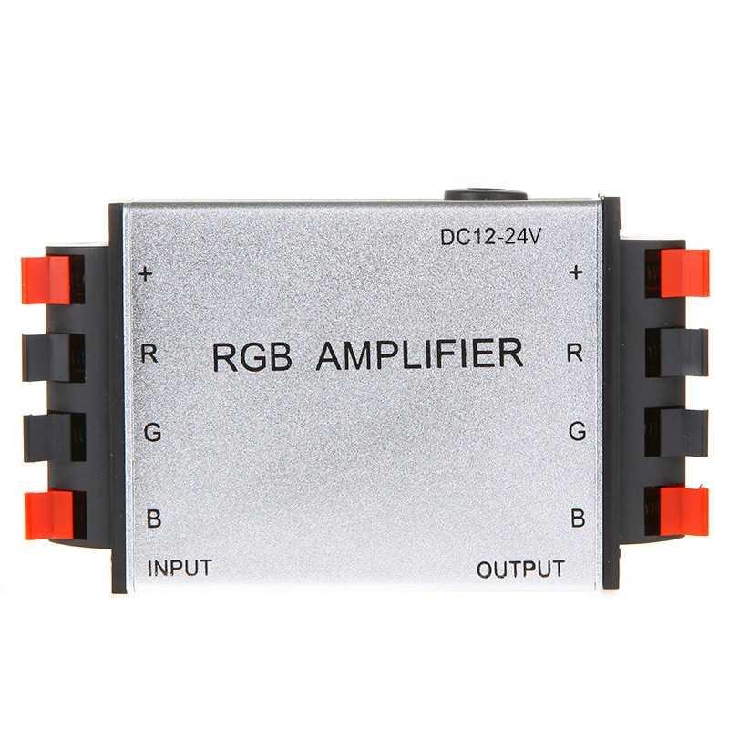 DC 12V 9A LED RGB Signal Amplifier for LED Light Strip