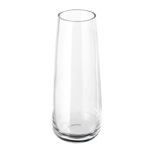 Ikea Begrlig Vase Clear Glass Shopee Malaysia
