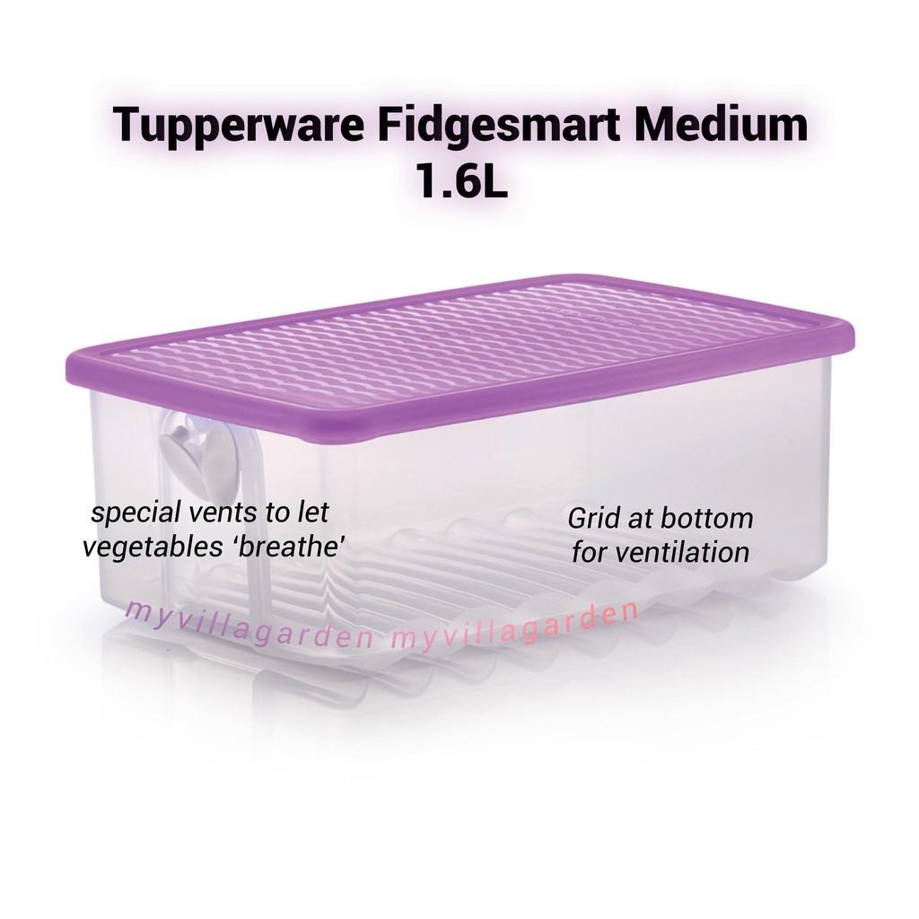 TUPPERWARE FRIDGESMART MEDIUM 1.6L (1)