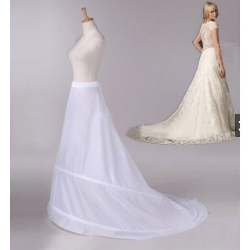 3 Styles Plus Size//Normal Size White Wedding Gown Petticoat Slip Underskirt  !!