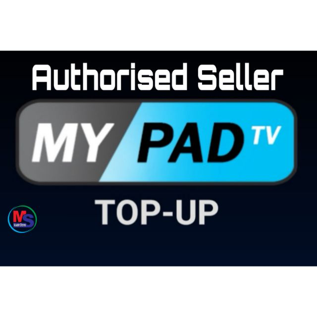 MyPadTV IPTV For IOS, Android, Windows