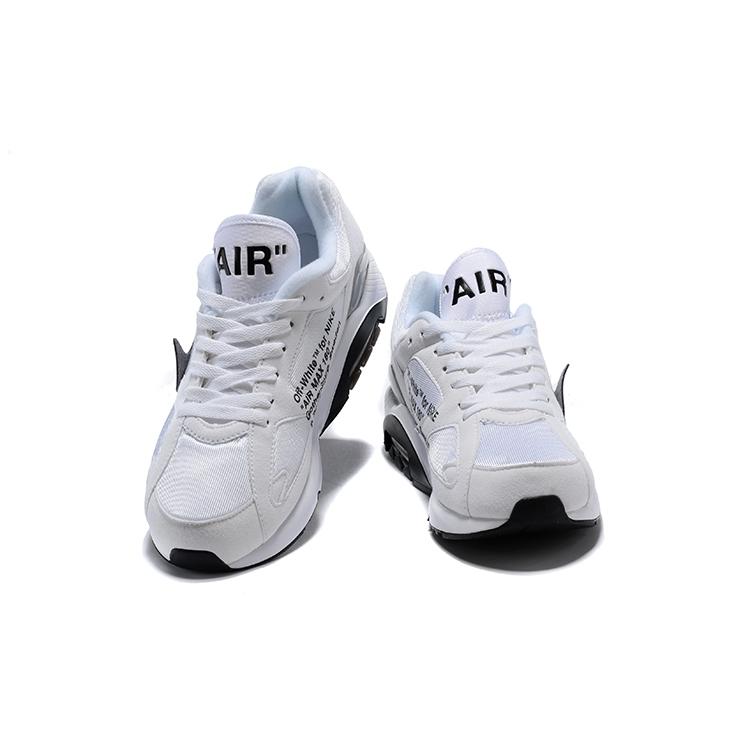 Off white x NIke Air Max180 Ultramarine AQ5287 002 Size 40 45