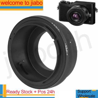 JIAB FOTGA Lens Mount Adapter for Canon FD Lens to for Panasonic Olympus  M4/3 Camera