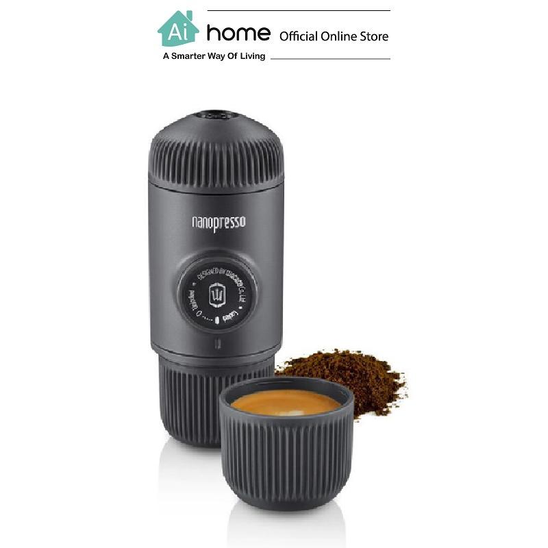 WACACO Nanopresso Compact Espresso Portable Machine with 1 Year Malaysia Warranty [ Ai Home ]