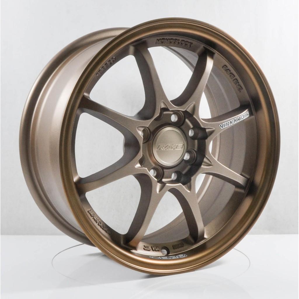 ce28 15 inch 4x100 4x114.3 et33 car sport rims cheap