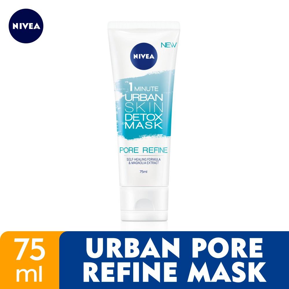 NIVEA Face Care Urban Pore Refine Mask (75ml)