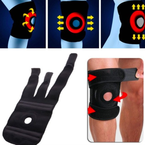 abf49e688d Mueller Max Knee Strap, Black, One Size Fits Most | Shopee Malaysia