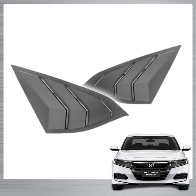 Honda Accord 2020 Side Louvre Cover Mustang Design