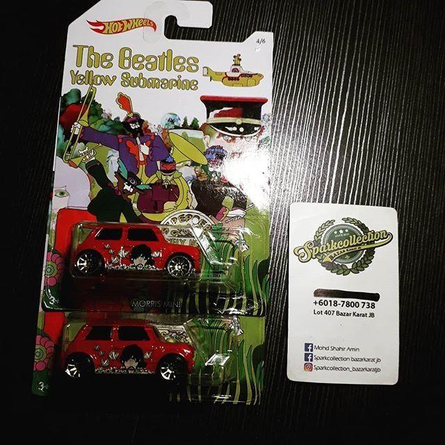 Hotwheels Mini Cooper Shopee Malaysia