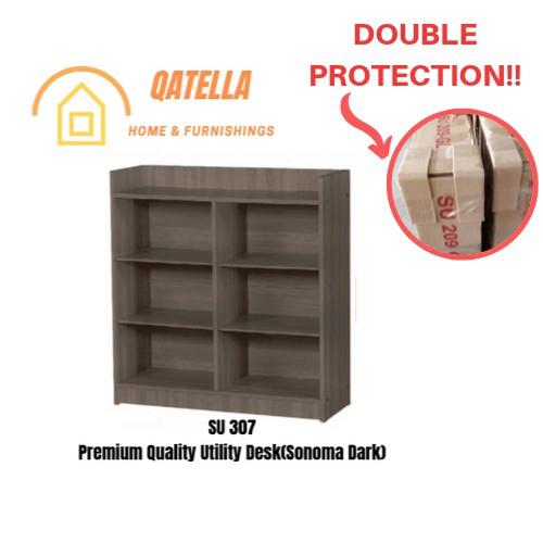 DIY 床边橱/收纳柜 Bed Side Cabinet / Bedside Chest/ Utility Shelf/ Side Table (SU 307)