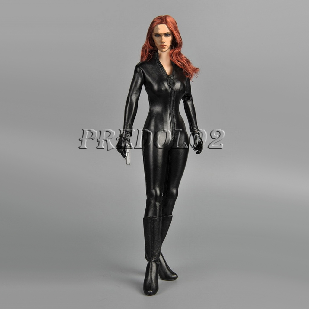 "1//6 Jumpsuit Catsuit Clothes for 12/"" ZY TOYS CG CY Female Action Figure Body"