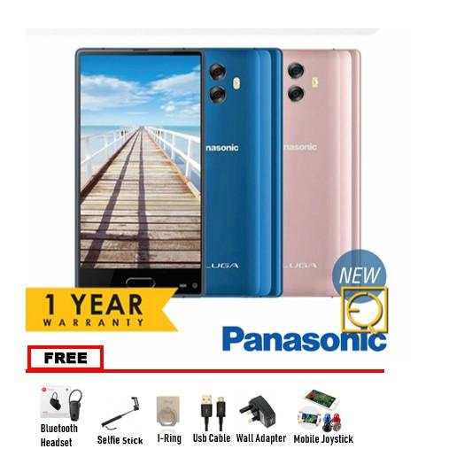 (FREE GIFT)Panasonic Eluga C [4GB+64GB 5 5