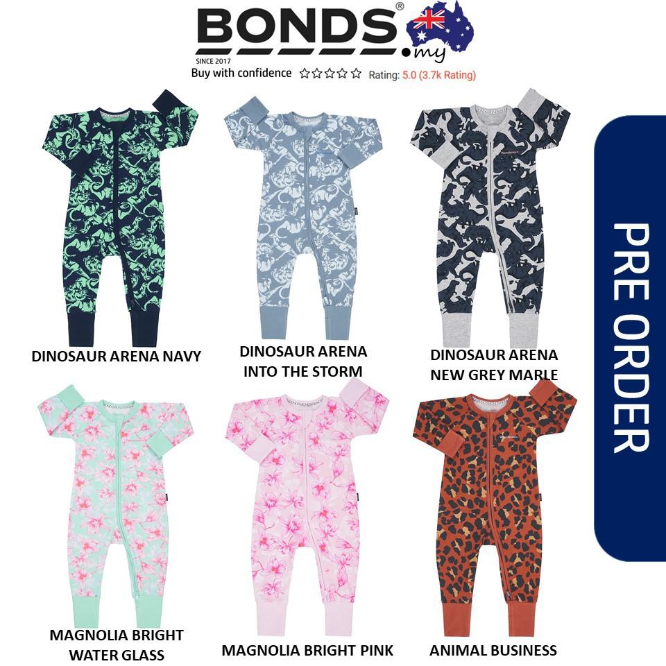 Bonds WONDERSUIT Zippy T REX Bunny, 3-6 Months