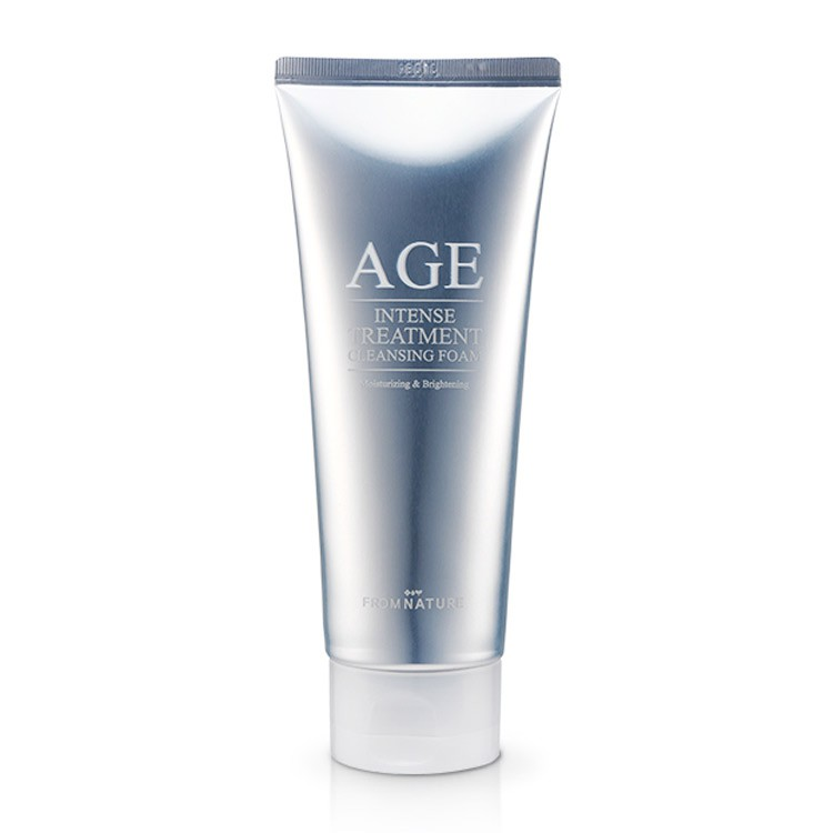 FROMNATURE Age Intense Treatment Cleansing Foam 130g