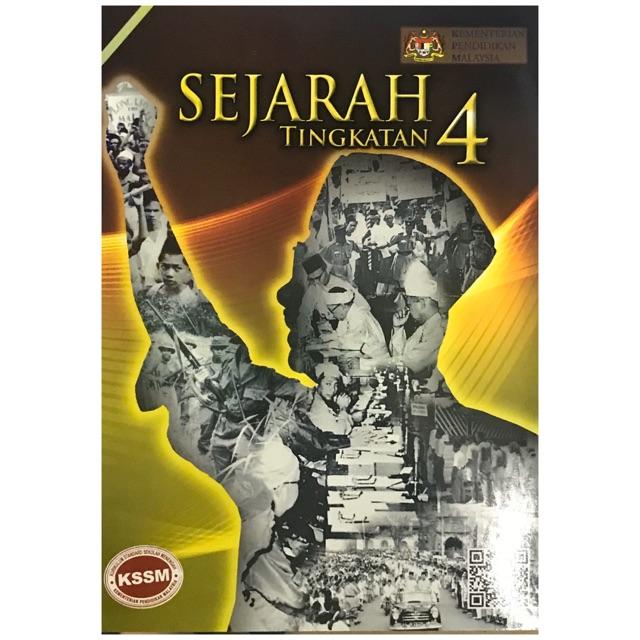 Buku Teks Sejarah Tingkatan 4 Edisi 2020 Shopee Malaysia