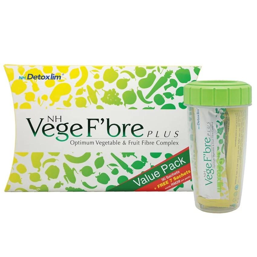 Nh Vege Fibre Plus 30\'s [Free 7\'s] Fibre Drink