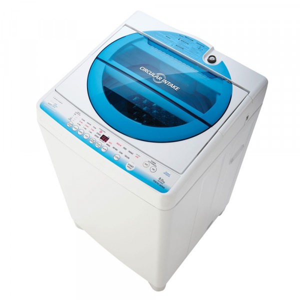 TOSHIBA AW-E900LM 8KG WASHING MACHINE(KL delivery by own lorry)[no dented worry]
