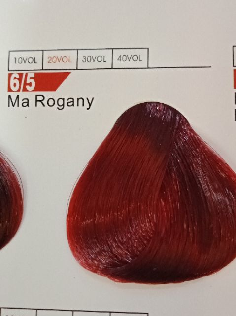 Fabaole color (Me Rogany.6/5) 100ml foc peroxide cream 100ml(Me Rogany.6/5)