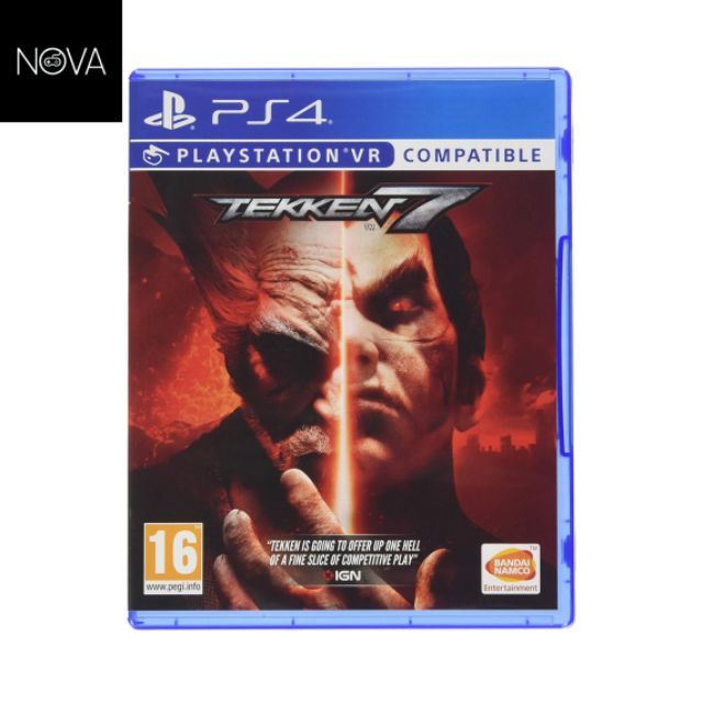 PS4 Tekken 7 | Tekken7 (English/Chinese)