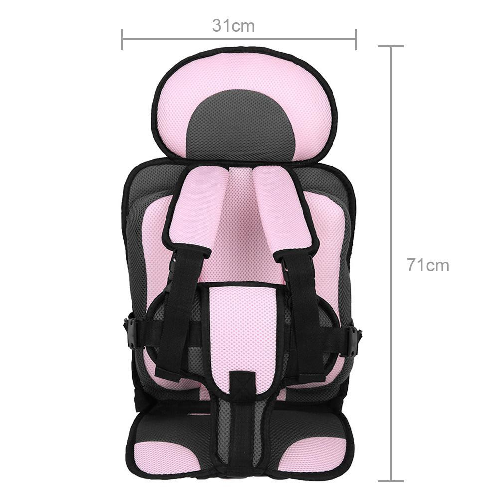Portable Infant Safety Seat for 0-5T Kids Baby Chairs Car Seats Small Size