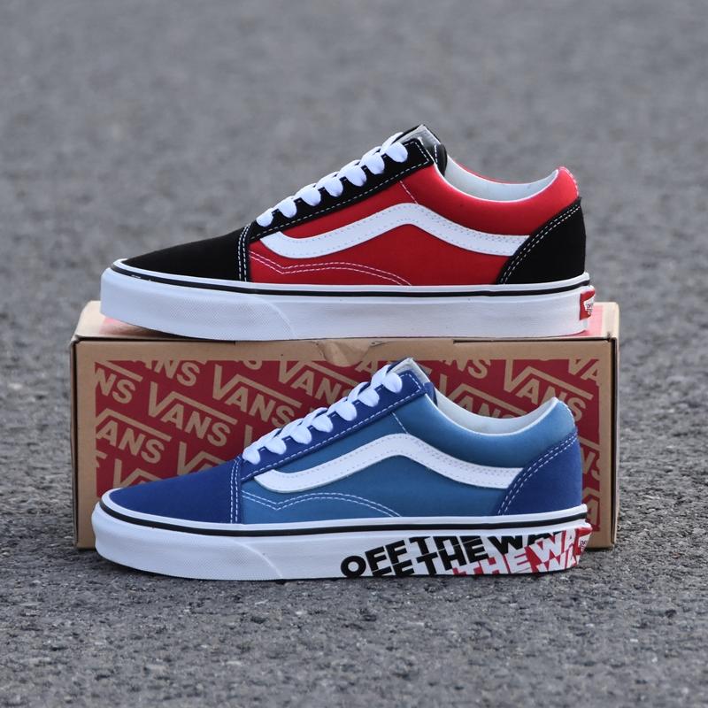 vans printed shoes