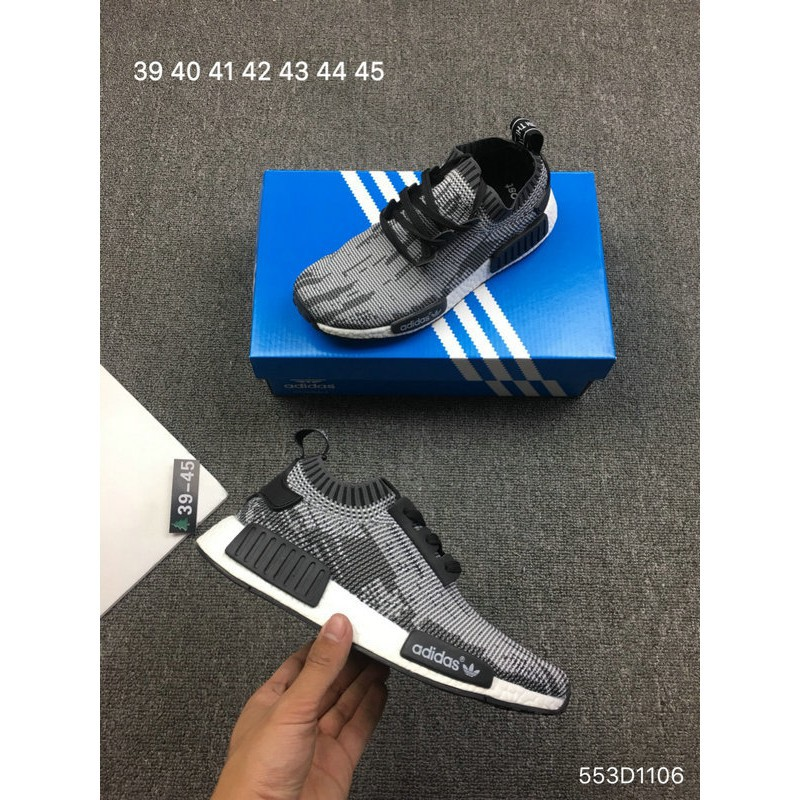 best value great quality online for sale Adidas Men NMD R1 R2 CS2 Sport Running Shoes Sneakers H19