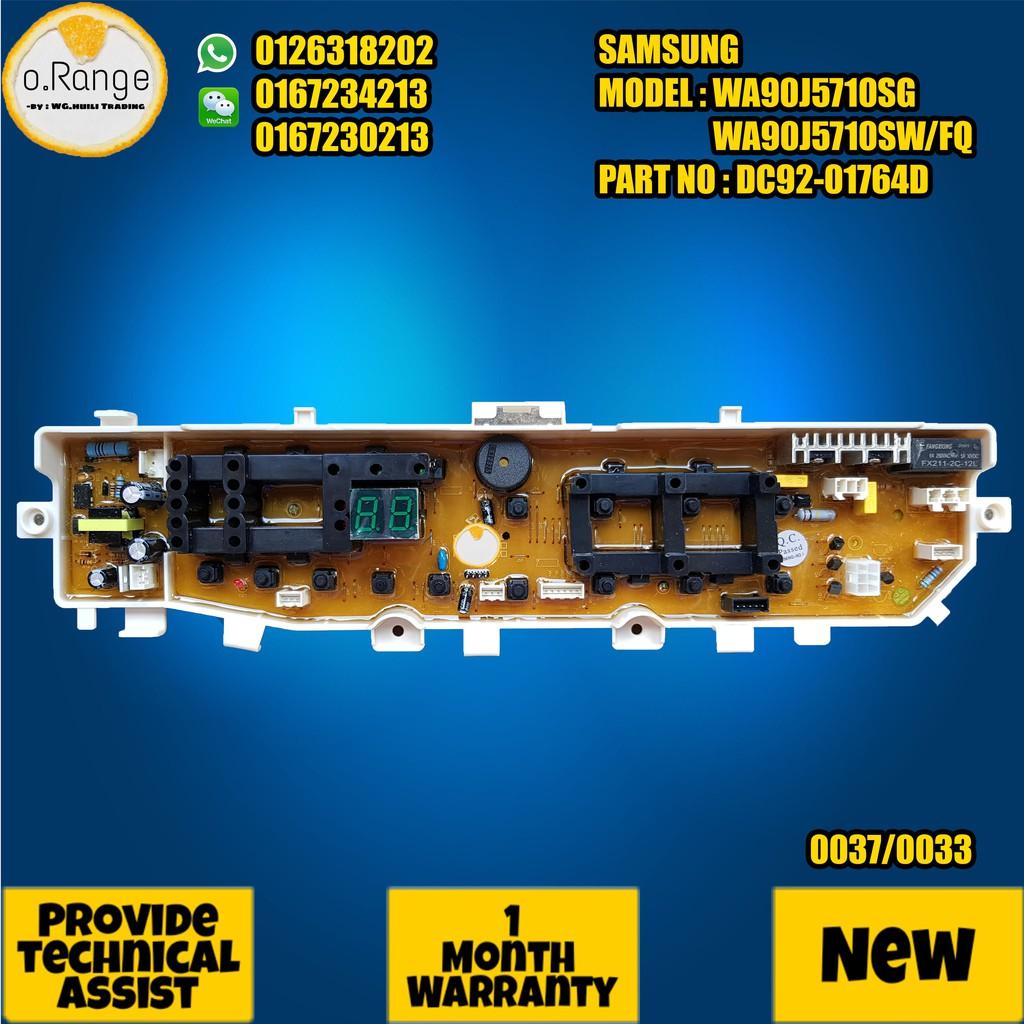 WA90J5710SG , WA90J5713SW/FQ / DC92-01764D SAMSUNG PCB Board